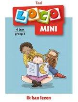 Loco Mini - Boekje - Ik kan lezen - 6 Jaar - Groep 3