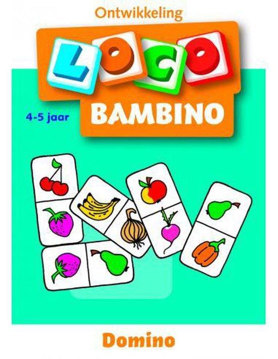 Boek cover Loco Bambino - Domino ontwikkeling 4-5 jaar van Michael Junga (Paperback)