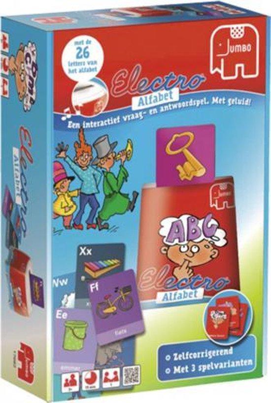 Afbeelding van het spel Electro mini Alfabet