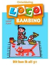 Boek cover Bambino Loco 3 2-4 jaar Dit kan ik al van