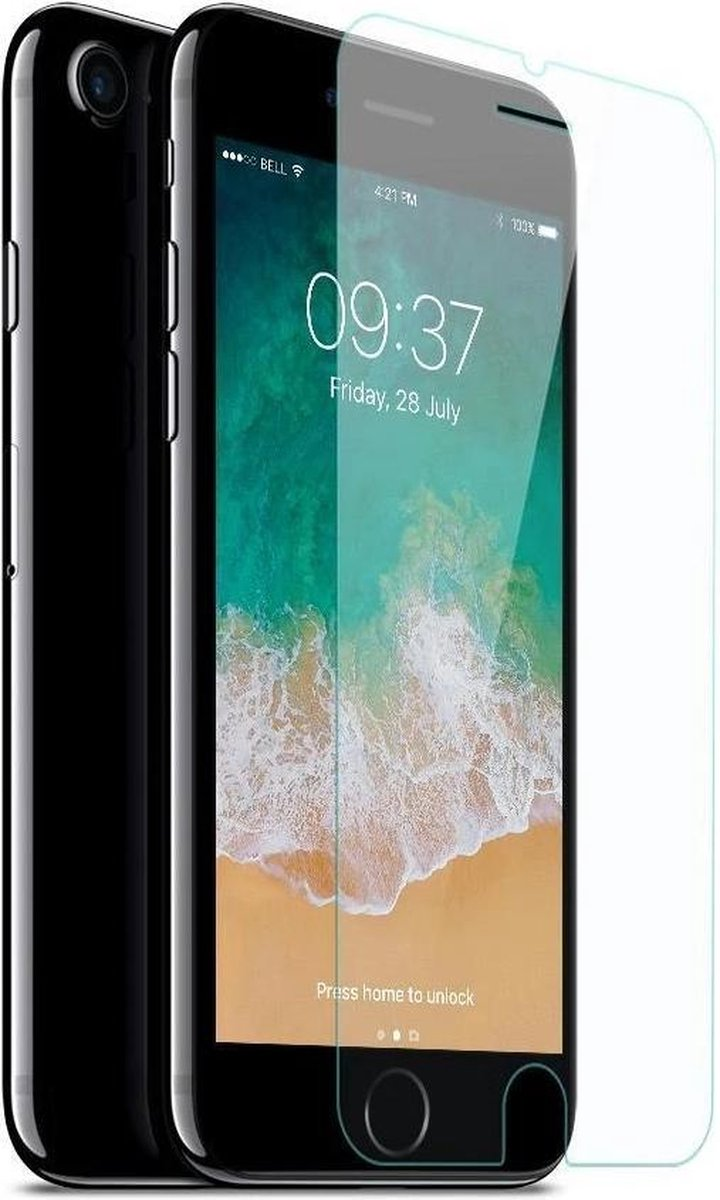 iPhone SE 2020 Screenprotector - ultra sterk - iPhone 7/8 Screen protector - iPhone 6/6S - 2 stuks -