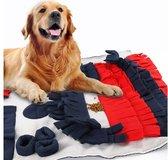 Snuffelmat – Honden Speelgoed - Intelligentiespeelgoed voor Hond en Kat – Puppy Speelgoed - Hondenspeeltjes - Hondenpuzzel – Gebruikt door Hondentrainers