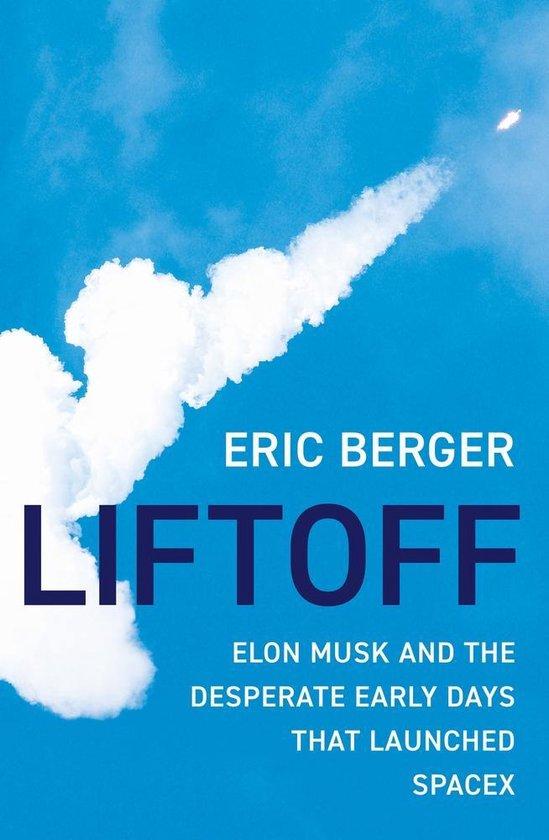 Boek cover Liftoff van Eric Berger (Paperback)