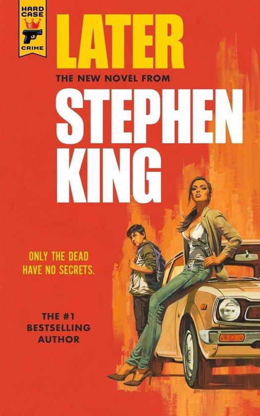 Boek cover Later van Stephen King (Paperback)