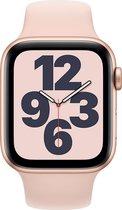 Apple Watch SE - Smartwatch - 44mm - Goudkleurig