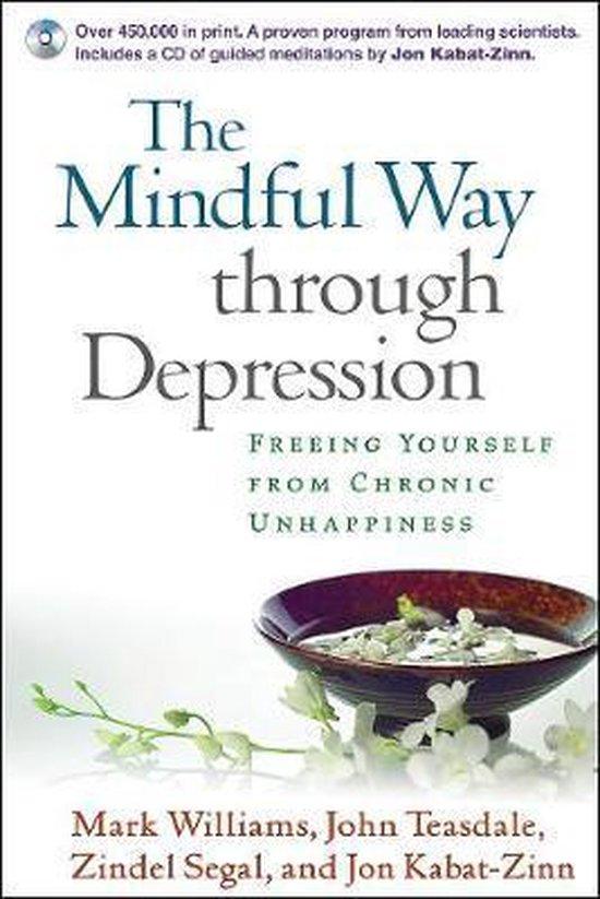 Boek cover The Mindful Way through Depression van J. Mark G. Williams (Paperback)