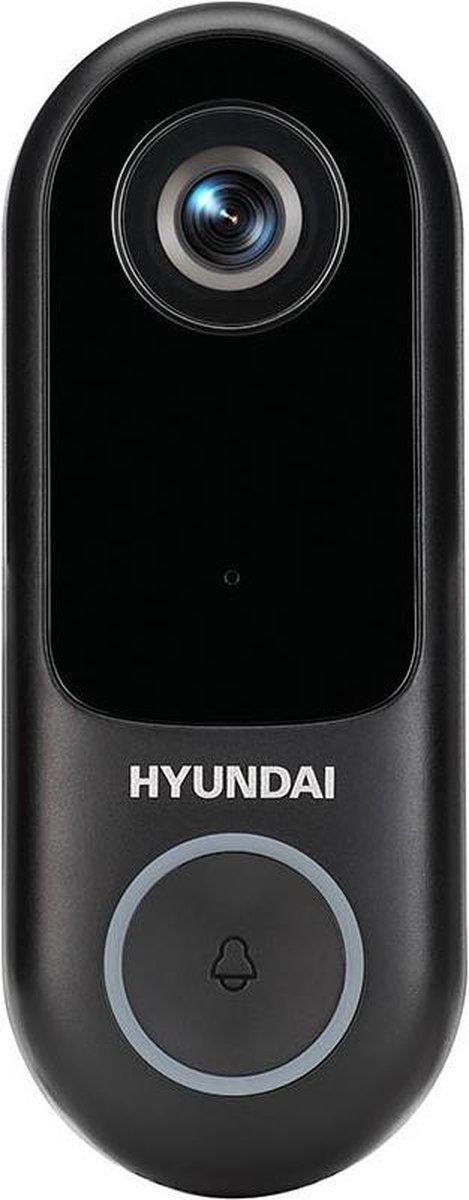 Hyundai Home - Smart Video deurbel - met camera en speaker