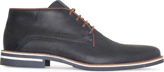 Gaastra - Heren Nette schoenen Murray Mid CHP Navy - Blauw - Maat 42