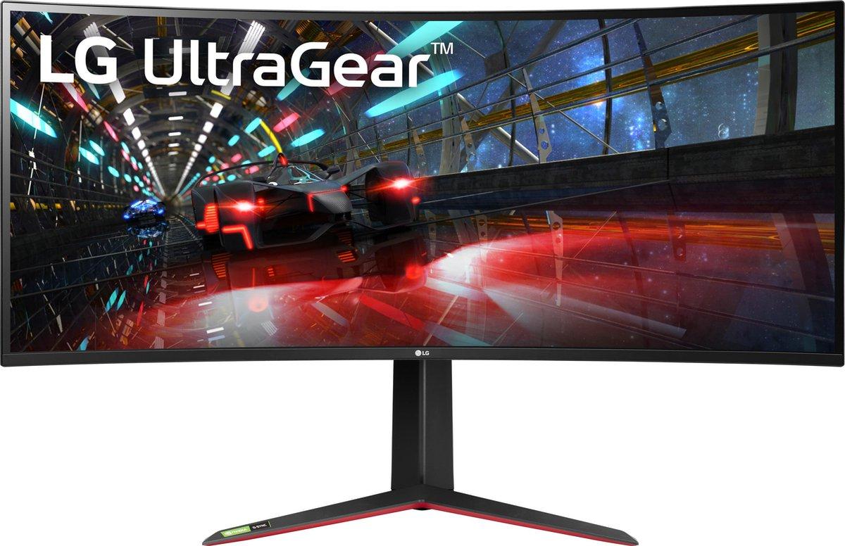LG 38GN950 Ultragear – WQHD+ Nano IPS Monitor – 144hz – 38 inch