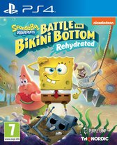 Spongebob SquarePants: Battle for Bikini Bottom - Rehydrated - PS4
