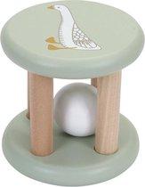 Little Dutch Little Goose - Rammelaar Roller hout