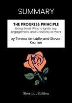Boek cover SUMMARY - The Progress Principle: van Shortcut Edition