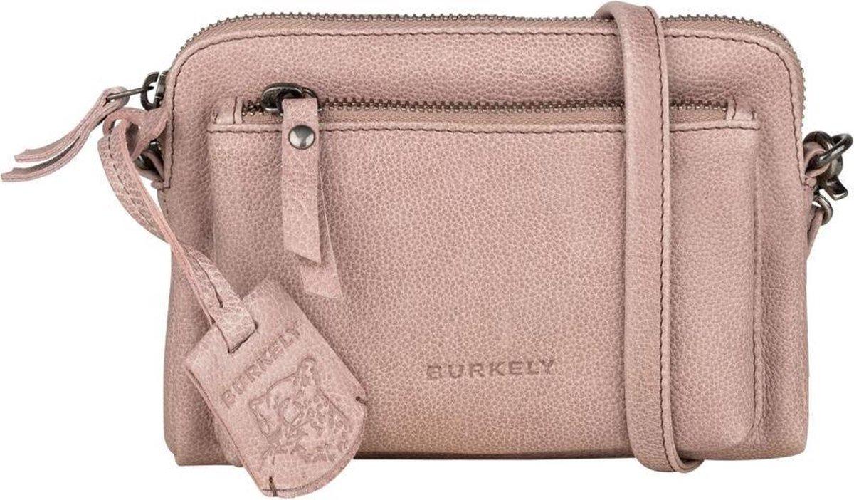 BURKELY JUST JACKIE MINIBAG-Blush Pink