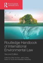 Boek cover Routledge Handbook of International Environmental Law van