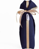 Revived - herbruikbare wijnfleshoes - duurzaam vaderdag cadeau met luxe uitstraling - het alternatief voor cadeaupapier en cellofaan