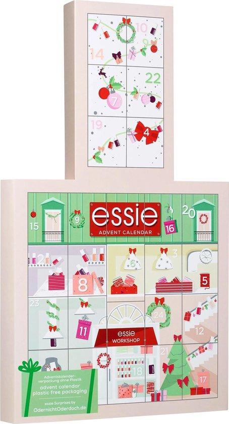 Essie XMAS ADVENT CALENDAR 2020 - Adventkalender