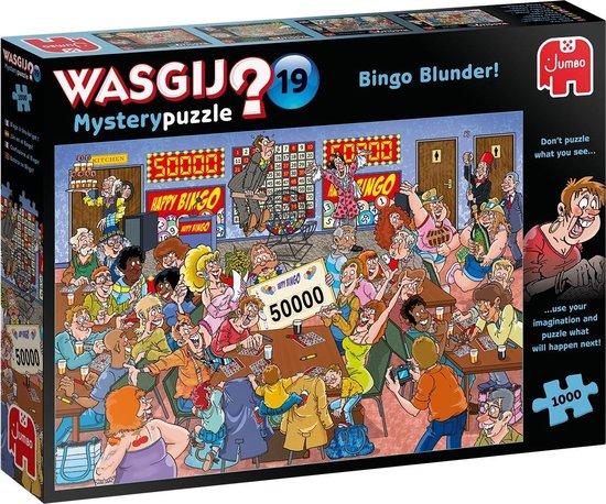 Puzzel Wasgij Mystery 19 Int 1000