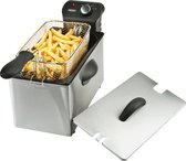 Bourgini Classic Deep Fryer - Frituurpan - 3 liter