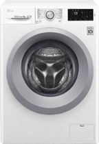 LG F4J5VN4W - Wasmachine - Wit - NL/FR