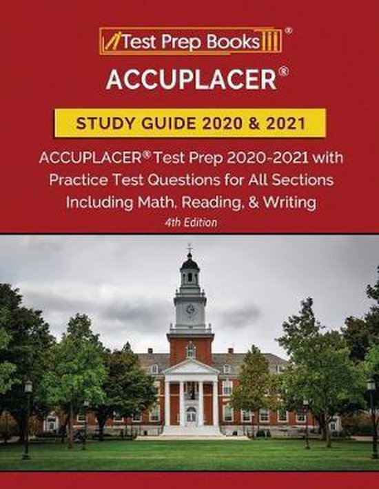 ACCUPLACER Study Guide 2020 and 2021
