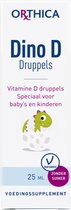 Orthica Dino D Druppels Voedingssupplement - 25 ml - kinderen