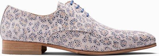Paulo Bellini Dress Shoe Carbonia Leather Leopardo.