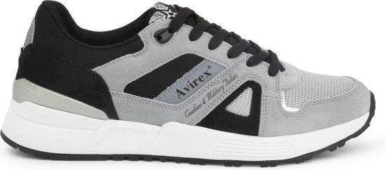 Avirex - Sportschoenen - Heren - AV01M60620 - lightgray,black