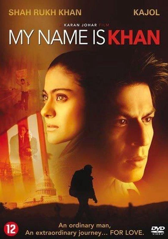 Cover van de film 'My Name Is Kahn'