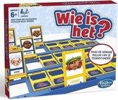 Wie is het? Speelgoed Bordspel Kinderspel