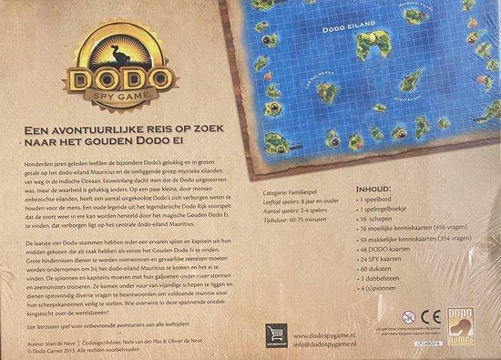 Afbeelding van het spel Dodo Spy game