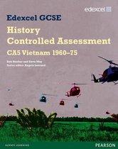 Boek cover Edexcel GCSE History: CA5 Vietnam 1960-75 Controlled Assessment Student book van Steve May