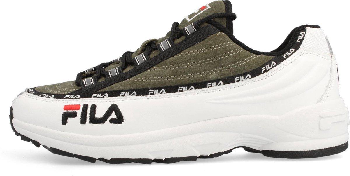 Fila DSTR97 S - White Sneakers 44