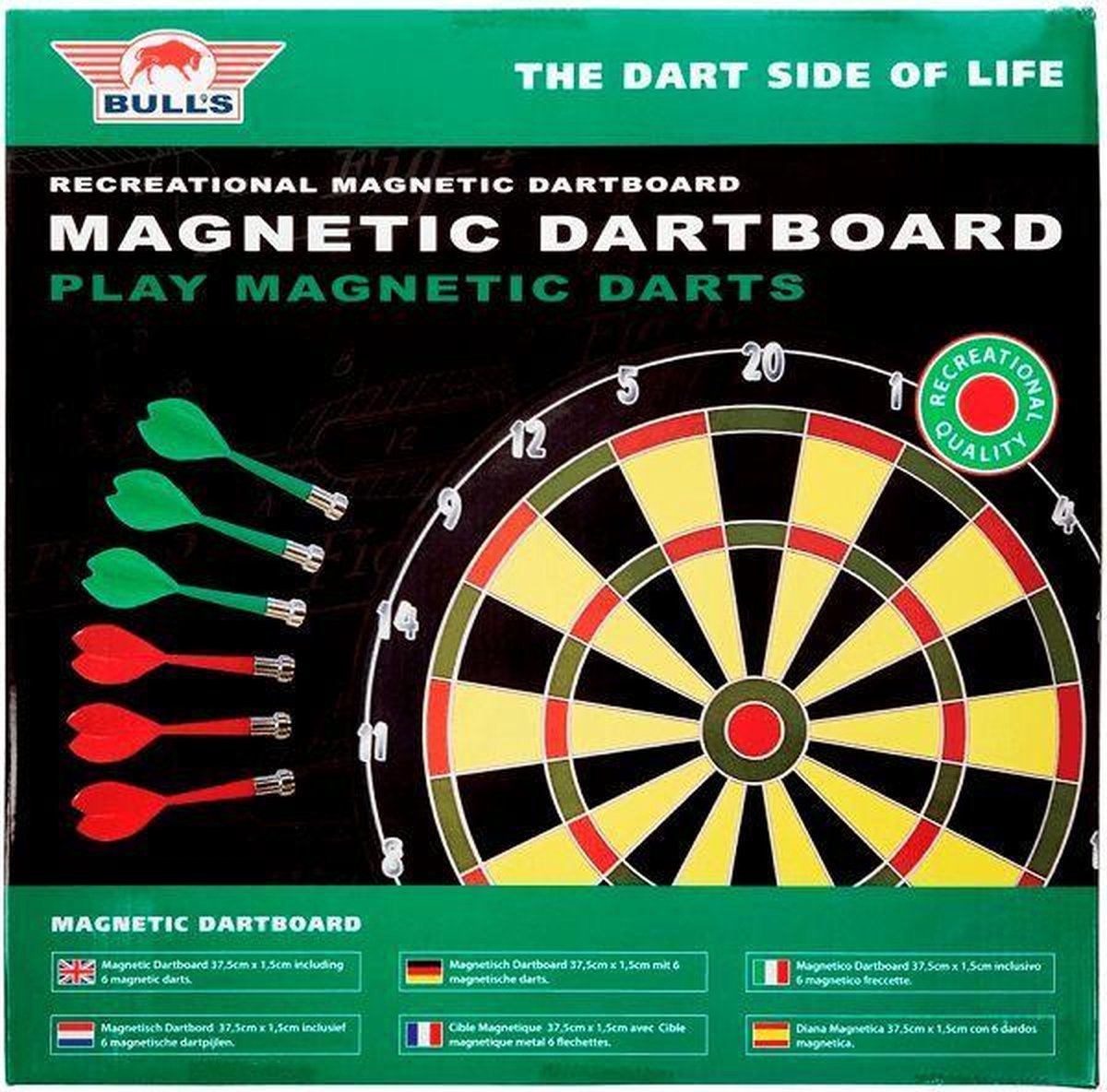 Bull's Magnetic Dartboard
