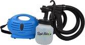 Airbrush Set met Compressor - Airbrush Verf - Verfspuit - Compressor - Airbrush pistool - Verf - Rapidmeteor®