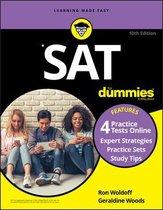 Boek cover SAT For Dummies van Ron Woldoff