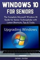 Omslag Windows 10 for Seniors 2020/2021