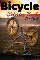 Bicycle Coloring Book For Kids