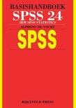 Basishandboek SPSS 24