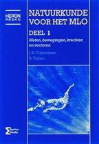 Boek cover Heron-reeks  -  Natuurkunde voor het MLO 1 Meten, bewegingen, krachten en vectoren van J.A. Tijmensen