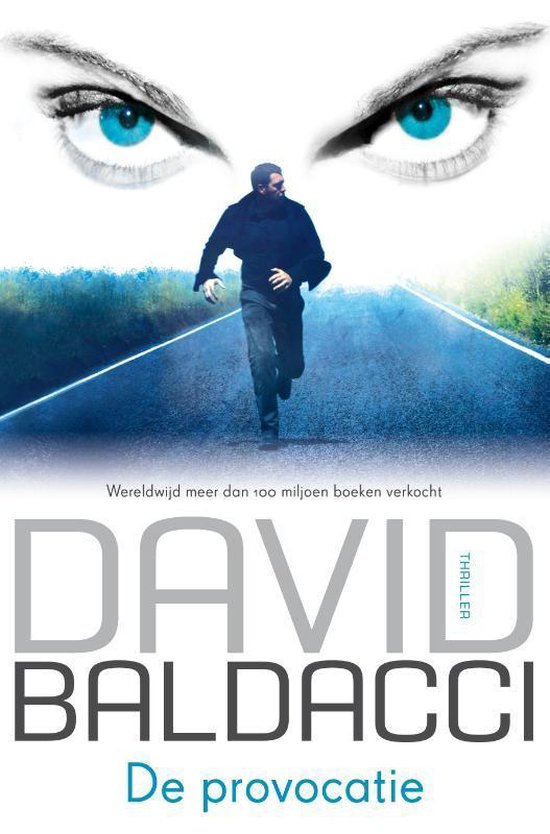 Boek cover John Puller 1 -   De provocatie van David Baldacci