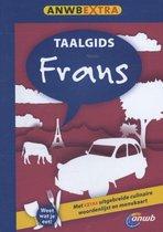 Boek cover ANWB taalgids  -   Frans van Onbekend