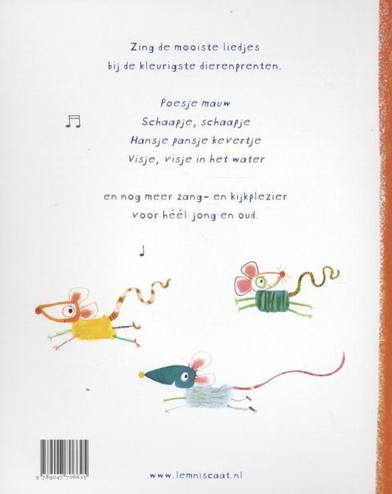 Poesje mauw - Mies van Hout