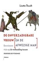 Boek cover De Onverzadigbare Vrouw (en de Afwezige Man) van Lisette Thooft