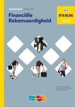 Boek cover Leerwerkboek rekenvaardigheid van Thieme Meulenhoff