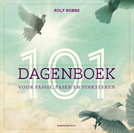 Cover van het boek '101-dagenboek' van Rolf Robbe