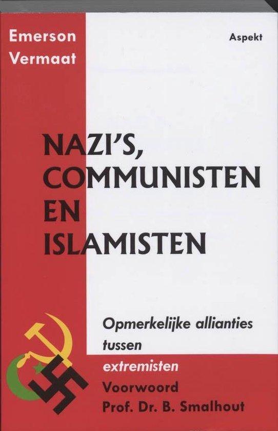 Cover van het boek 'Nazi's, communisten en islamisten'