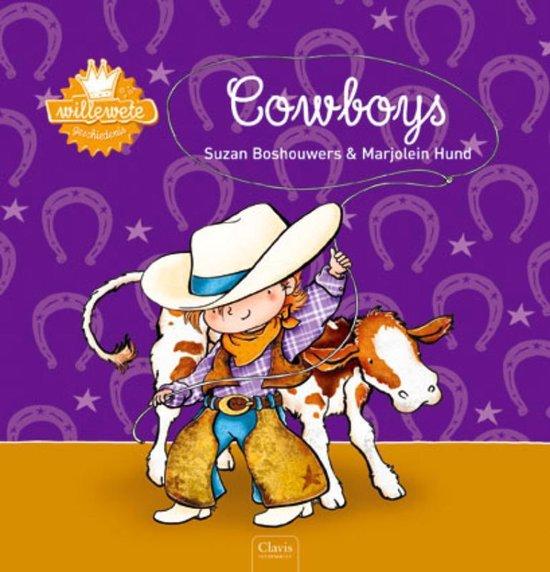 Cover van het boek 'Willewete / Cowboys'