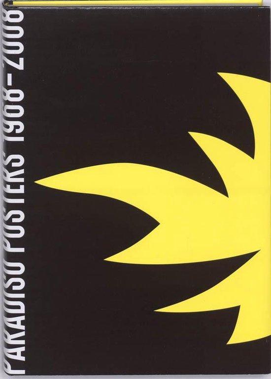 Cover van het boek 'Paradiso Posters 1968-2008'