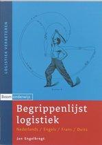 Logistiek verbeteren  -   Begrippenlijst logistiek