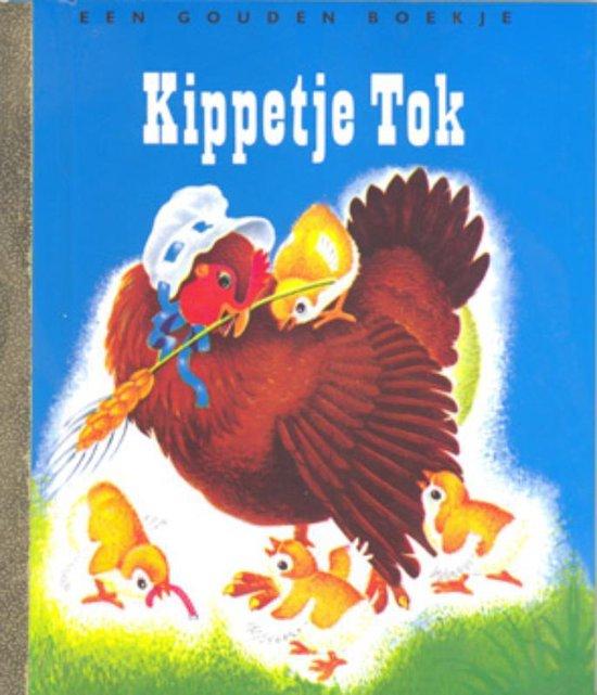 Afbeelding van Kinderboeken Rubinstein Gouden boekje - Gouden boekje. Kippetje tok. 3+ speelgoed